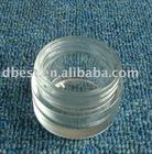 glass cream jars
