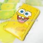 Wholesale hotsale spongebob moblie phone phone MP3/MP4 Case bag F0273