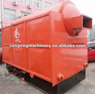 1 ton wood -fired Steam boiler