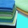 microfiber cleaning cloth(house cleaning cloth,kitchen cleaning cloth)