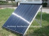 solar collectors for water in home applicances