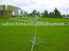 Aluminium Rotary Clothes Dryer Line, 3 arms