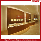 High quality watch shop interior design and display furniture