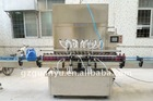 Eight heads automatic filling machine