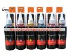 high quality ciss ink(100ML/bottle, 500ML/bottle and 20L/barrel packing)