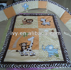 Baby Comforter Bedding Animals