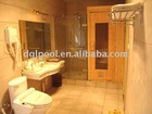 Deluxe Wooden Dry Sauna Bath Room (CE,ISO9001 Approval)