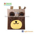 2012 bear shopping bag