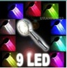 LED Shower LED shower light led shower head TV7025