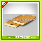 2013 new kitchen design bamboo cheap board cheese board bamboo cutting board