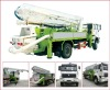 2012 Bona Hot Sale 44m used concrete mixer truck with pump