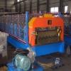 metal decking machine