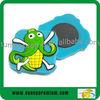 Customized Logo Soft Rubber PVC magnetic fridge sticker