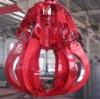 Motor Hydraulic Orange Peel Grab Bucket