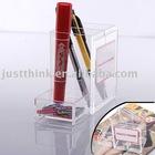 plastic stationery pen holder with photo frame FZ-PH8039