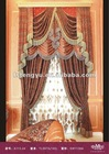 european luxury lace hotel curtains