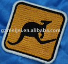 custom embroidered patch design