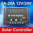SLD5A/10A/15A/20A 12V/24V Solar Charge Controller