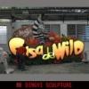 Madagascar theme park sculpture,3D Cartoon figure