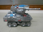 Existing mould plastic RC electronic Tank