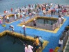floating dock,active dock,movable dock,floating pontoon