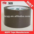 Korea Market Quality Standard Acrylic Adhesive Dark Brown