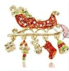 Chrismas brooch(JCB001)