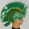 New Design Green spike Hair Wigs