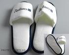 cut velvet hotel slipper