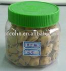 black sesame coated peanuts