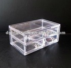 Clear acrylic storage box ,used widely