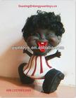 Vinyl rotocasting doll;Rotocasting pvc fashion doll;Plastic cute doll