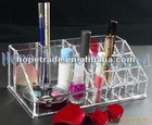Acrylic Cosmetic organizer Makeup organizer case holder