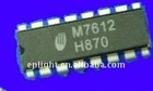 Infrared control IC for relay or triac