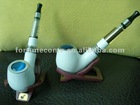 Newest Upgrade electronic cigarette new patent e-PIPE witn CE ROHS SGS AND PATENT approved