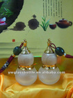 2012hanging liquid car perfume bottle for promotional gift