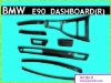 Carbon Dash kit / Carbon Dashboard for B*M*W E90 RIGHT-HAND drive