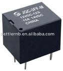 PCB relay 10A 12VDC JQC-3FF-M
