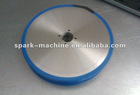 falt and circular blades for cutting sweets and foods