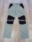 womens zip-off trekking nylon pants