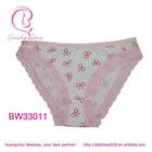 Sex girl photo cotton textile underwear in apparel