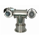 Explosion-proof HD PTZ camera with 1.3 Megapixel