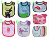 2012 Mixed sales cotton carter's baby bibs waterproof infant bibs Christmas gift