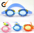 kids swimming goggle,children cartoon goggles,anti-fog,china