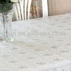 PVC lace table cover,vinyl table cloth - Helen Li