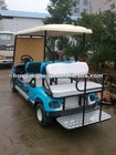 2012th Newest Charming Electic Golf carts comfortable Sunshine Golf carts 4+2 seats