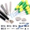 14 in 1 Screwdriver Repair Opening Tools Kit for HTC