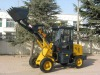 ZL08F mini loader,Chinese engine,4 wheels driving,ce approved