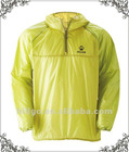 Men's thinly & ultra light fashion wind jacket