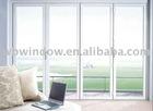 PVC casement window hot sales,triple glazing window